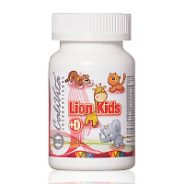Lion Kids Multivitamin + Vit. D